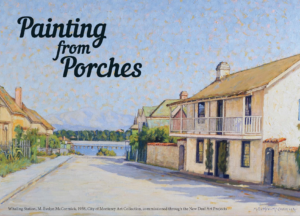 Painting From Porches image for event in September
