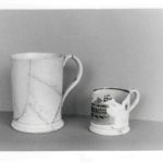 Daddy and Baby Mugs Photo by Marcia deVoe 1981
