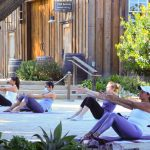 Yoga at Cooper Molera (2021) © The National Trust for Historic Preservation
