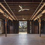 Inside the Cooper Barns