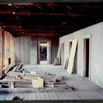 Second floor of Barns- 1987 Charles M Bancroft